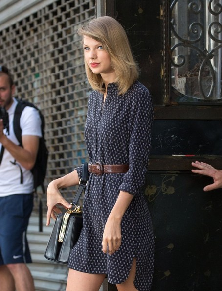 taylor swift zimbio dating Taylor swift may or may not have the hottest ex-boyfriend history of  it is rumored that taylor and eddie started dating when she auditioned for the part of.