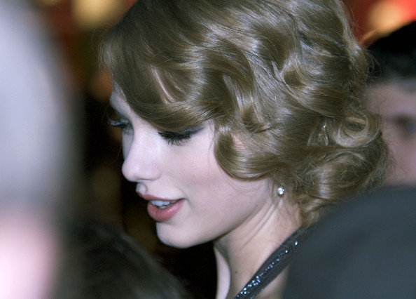 Taylor Swift Singer Taylor Swift arrives at the 58th Annual BMI Country Music Awards in Nashville, Tennessee.