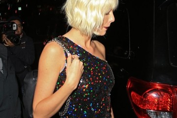 Taylor Swift Taylor Swift Goes Out for a Night in LA