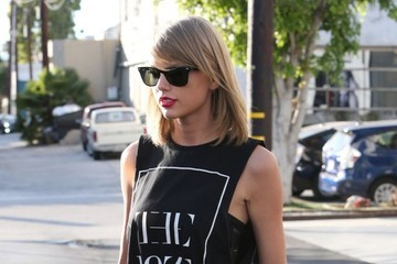 Taylor Swift Taylor Swift Has A Busy Day In West Hollywood