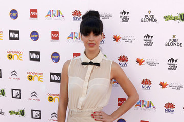 Brooke Fraser The 2010 ARIA Awards In Sydney