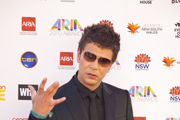 Dylan Lewis The 2010 ARIA Awards In Sydney