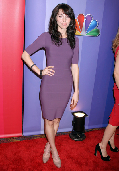Celebrities attending the 2011 NBC Upfront event at The Hilton Hotel in New York City, NY.