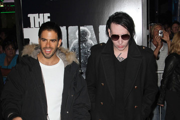 Marilyn Manson Eli Roth Pictures Photos Images Zimbio
