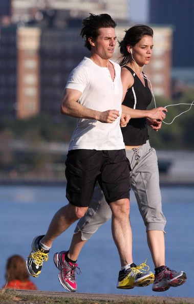 tom cruise and katie holmes 2009. Katie Holmes Tom Cruise and