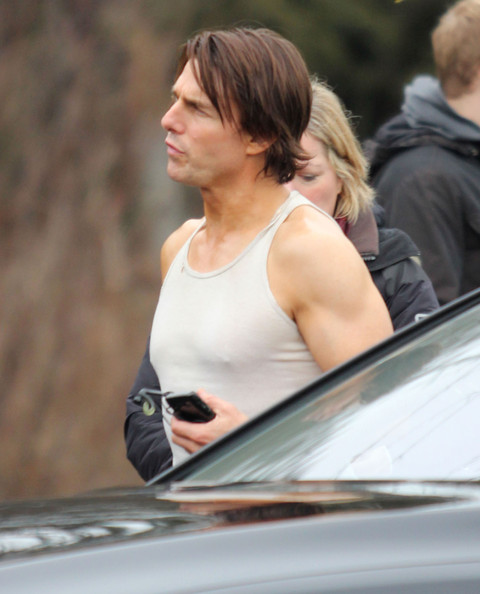 tom cruise mission impossible 4. Tom Cruise Actor Tom Cruise on