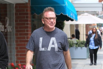 Tom Arnold Tom Arnold Spotted Shopping In Beverly Hills