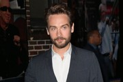 Tom Mison Visits 'The Late Show with David Letterman'