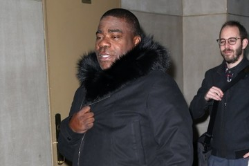 Tracy Morgan Gwen Stefani Visits the 'The Today Show'