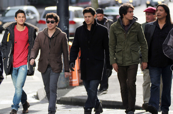 'Twilight' Actors Out And About In Vancouver 2