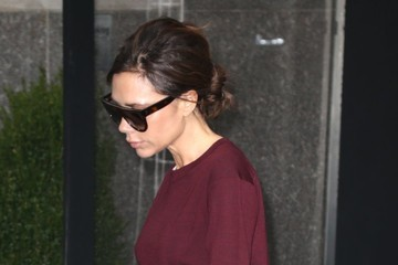 Victoria Beckham Victoria Beckham Out And About In NYC