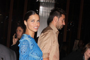 Adriana Lima Victoria's Secret Fashion Show After Party