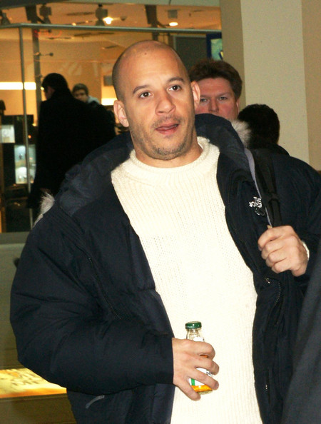 vin diesel twin brother. paul vincent vin diesel