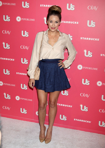 Celebrities attend the Us Weekly Hot Hollywood Party at Eden in Hollywood.