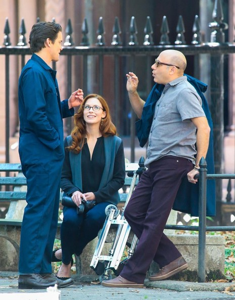 'White Collar' Films in NYC