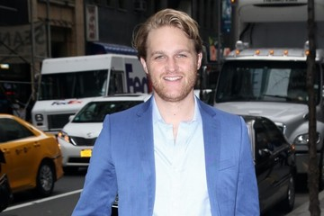 Wyatt Russell Celebrities At 'The Today Show' In NYC
