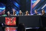 The X Factor USA Finale Press Conference held at CBS Television City in Los Angeles, CA.