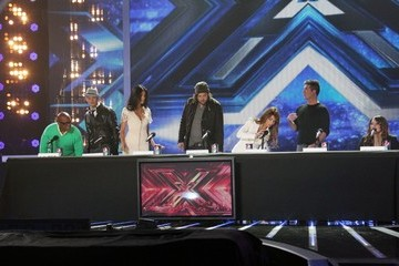 Chris Rene The X Factor USA Finale Press Conference