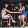 Yandy Smith and Tara Wallace Photos