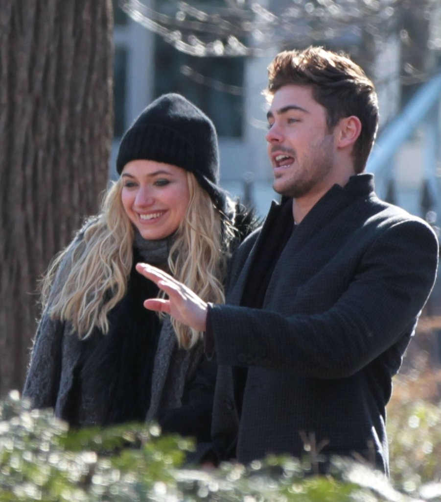 who is dating zac efron now People are beyond convinced that zac efron is now dating his the greatest showman co-star rebecca ferguson after he a posted a few interesting tweets about their friendship.
