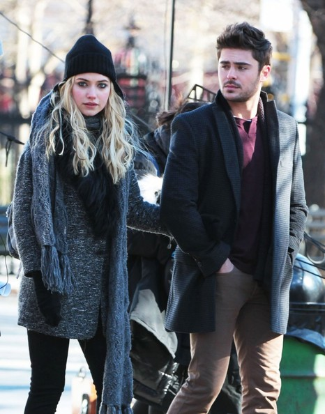 Imogen Poots couple
