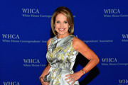 Katie Couric attends the 101st Annual White House Correspondents' Association Dinner at the Washington Hilton on April 25, 2015 in Washington, DC.