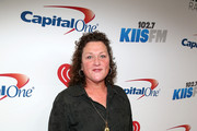 Actress Dot Jones attends 102.7 KIIS FMÂ's Jingle Ball 2015 Presented by Capital One at STAPLES CENTER on December 4, 2015 in Los Angeles, California.