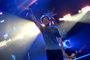 Recording artist Louis Tomlinson of music group One Direction performs onstage during 102.7 KIIS FMÂ's Jingle Ball 2015 Presented by Capital One at STAPLES CENTER on December 4, 2015 in Los Angeles, California.