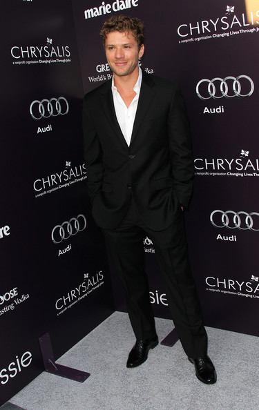 Actor Ryan Phillippe attends the 10th Annual Chrysalis Butterfly Ball on June 11, 2011 in Los Angeles, California.