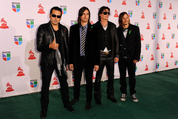 Jaguares The 10th Annual Latin GRAMMY Awards - Arrivals