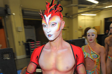 Cirque du Soleil The 10th Annual Latin GRAMMY Awards - Backstage And Audience