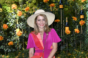 Candace Cameron-Bure attends the 10th Annual Veuve Clicquot Polo Classic Los Angeles at Will Rogers State Historic Park on October 05, 2019 in Pacific Palisades, California.