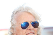 Rutger Hauer attends a premiere for '11 Minutes' during the 72nd Venice Film Festival at Sala Grande on September 9, 2015 in Venice, Italy.