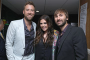 Charles Kelley, Hillary Scott, and Dave Haywood of Lady Antebellum attend the 11th Annual ACM Honors at the Ryman Auditorium on August 23, 2017 in Nashville, Tennessee.