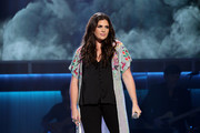 Hillary Scott performs onstage during the 11th Annual ACM Honors at the Ryman Auditorium on August 23, 2017 in Nashville, Tennessee.
