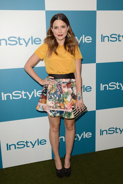 Sophia attended Instyle Summer Soiree 11th+Annual+InStyle+Summer+Soiree+Arrivals+zC_7PpYc38Dl