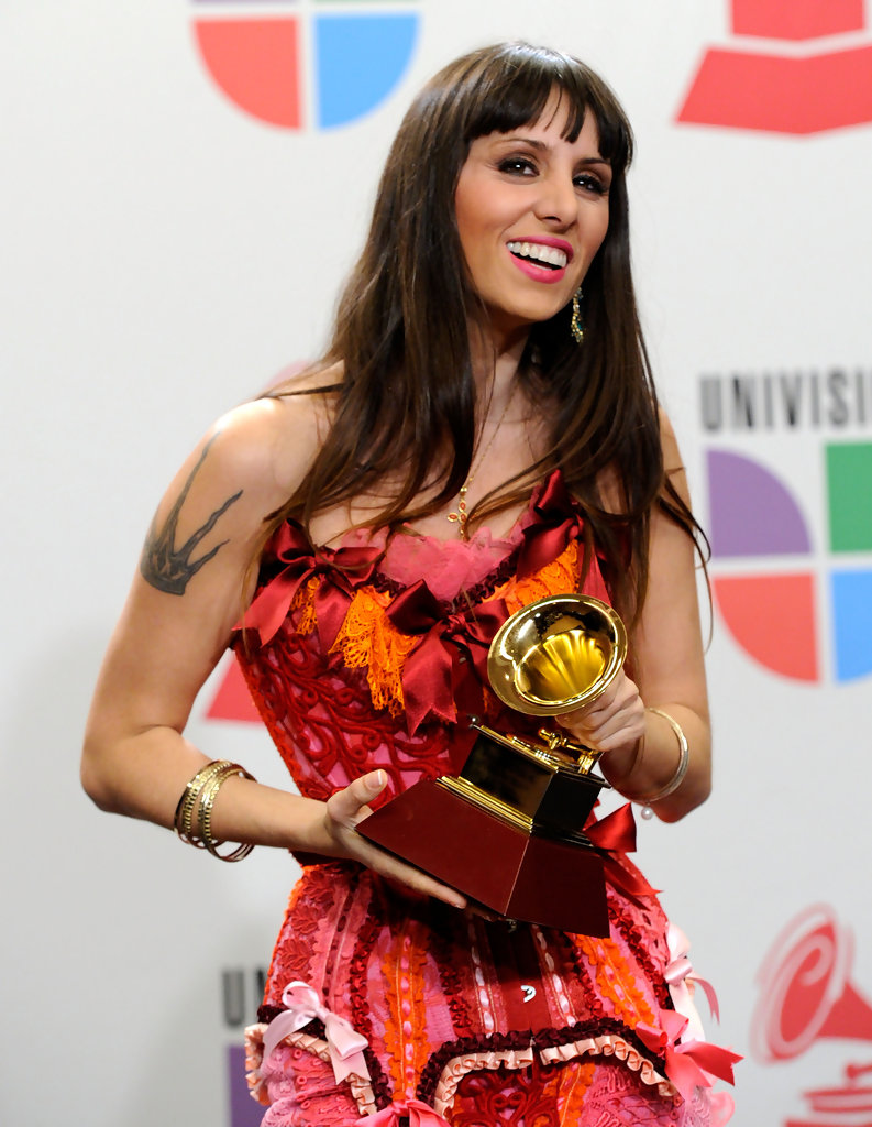 Mala Rodriguez Photos - The 11th Annual Latin GRAMMY Awards - Press Room - 32 of 62 - Zimbio