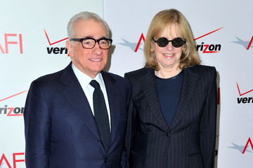 Martin Scorsese Helen Morris 12th Annual AFI Awards - Arrivals