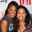Debbie Allen and Laurieann Gibson