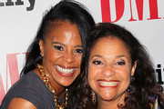 Actresses Laurieann Gibson (L) and Debbie Allen attend the 12th Annual BMI Urban Awards at the Saban Theatre on September 7, 2012 in Beverly Hills, California.
