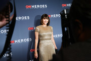 Mary Steenburgen attends the 12th Annual CNN Heroes: An All-Star Tribute  at American Museum of Natural History on December 9, 2018 in New York City.
