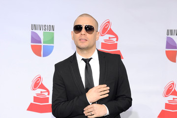 Funky The 12th Annual Latin GRAMMY Awards - Arrivals