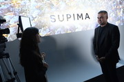 Bibhu Mohapatra attends the 12th Annual Supima Design Competition at Pier 59 Studios on September 05, 2019 in New York City.