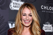 Cat Deeley attends the 12th Annual Women in Film Oscar Nominees Party Presented by Max Mara with additional support from Chloe Wine Collection, Stella Artois and Cadillac at Spring Place on February 22, 2019 in Los Angeles, California.