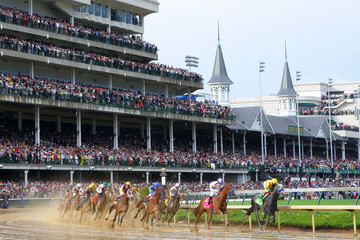 Conveyance 136th Running of the Kentucky Derby