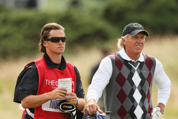 Gregory Norman The 138th Open Championship - Round Two