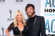 Kelly Lynn and Chris Janson attend the 13th Annual ACM Honors at Ryman Auditorium on August 21, 2019 in Nashville, Tennessee.