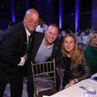 Andrew Zimmern and Franklin Becker Photos