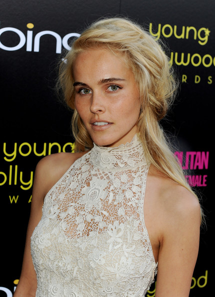 Actress Isabel Lucas arrives at the 13th Annual Young Hollywood Awards at Club Nokia on May 20, 2011 in Los Angeles, California.