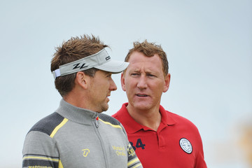 Ray Parlour 141st Open Championship - Previews